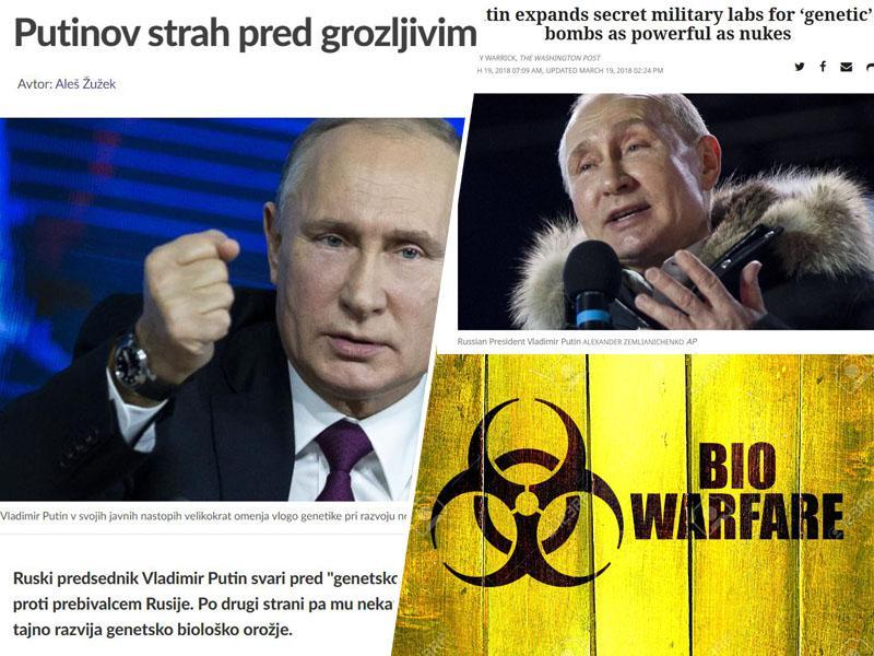 Se s cepivi preizkuša genetsko orožje? Kako tudi slovenski državni mediji širijo strah proti cepljenju