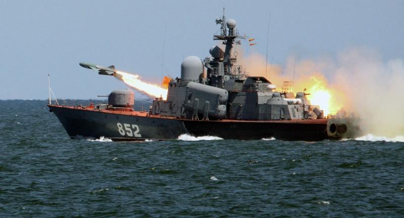 Ruska vojna mornarica napovedala raketne manevre na območju Natovega Trojnega stika