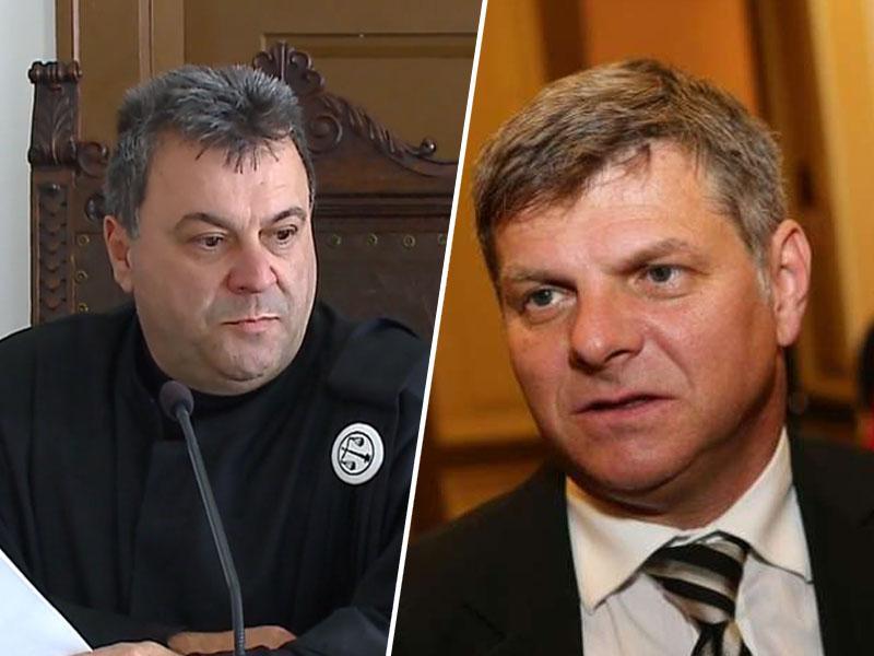 """Žibert: """"Namesto da bi se sistem sodnika Radonjića zaščitil, se ukvarja s tem, kako ga še dodatno onemogočiti"""""""