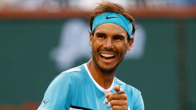 Nadal zamenjal Federerja, Bedene ostaja 48.
