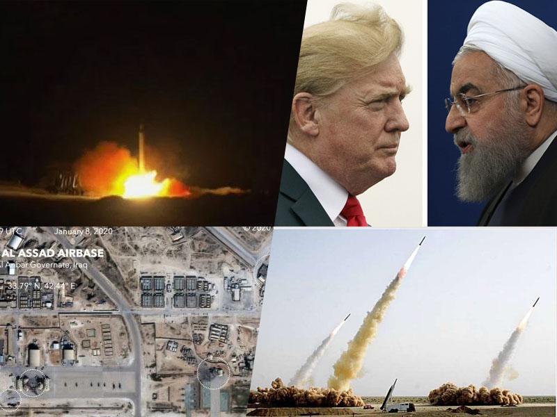 Bo Trump še pred odhodom iz Bele hiše udaril po Iranu?