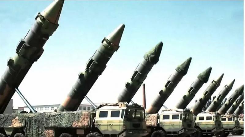 »Strateški preboj, dih jemajoča modernizacija!« Sateliti odkrili že tretje, nove kitajske silose za jedrske izstrelke