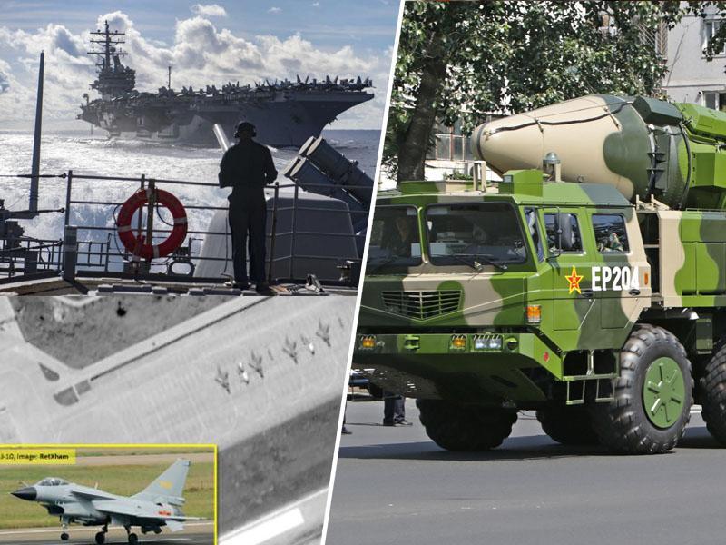 Doslej so bile nepremagljive, a nič več: Kitajska preizkusila novo raketo, »uničevalko letalonosilk«
