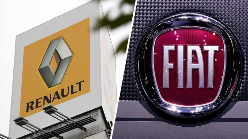 Prelomno: elektrifikacija vozil združuje Fiat in Renault