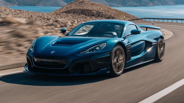 Rimac Nevera: V Dubrovniku predstavljen najhitrejši serijski avtomobil na svetu, prodajo zasenčilo divjanje z 232 km/h
