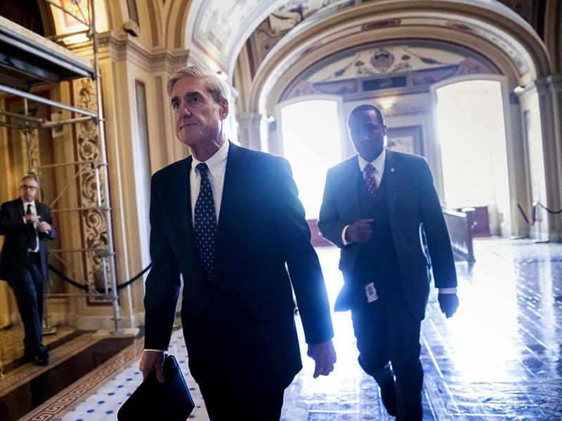 Prelomno: Mueller ni odkril