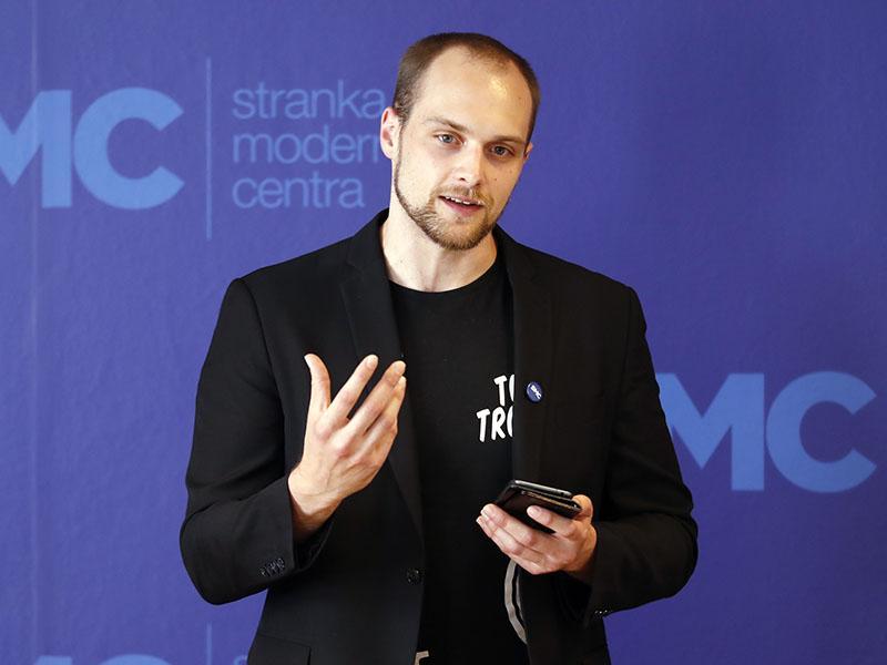 Rok Novak (SMCmladi): »Nesreča na Vrhniki je izjemno zaskrbljujoča«