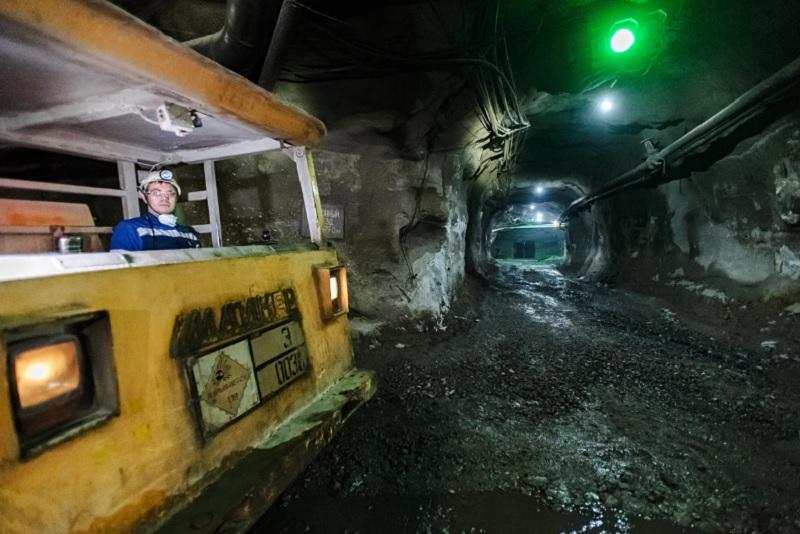 Kako izgleda najgloblji rudnik v Evropi