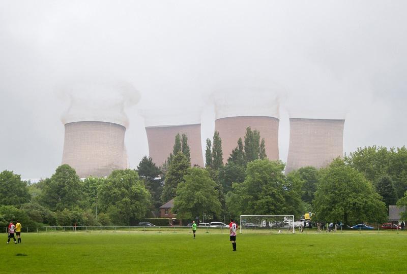 Kukanje v klavrno prihodnost TEŠ 6: Bo podobna usoda kot angleške elektrarne doletela šoštanjsko?