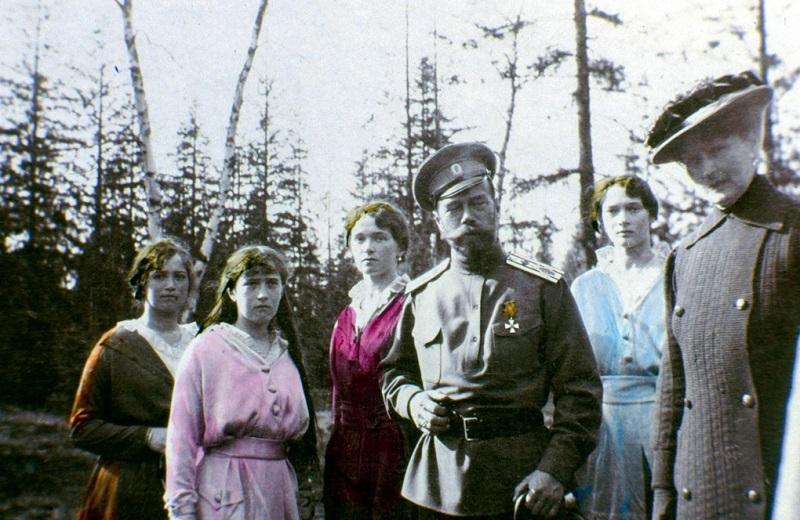 10 pomembnih dejstev o umoru ruske carske družine