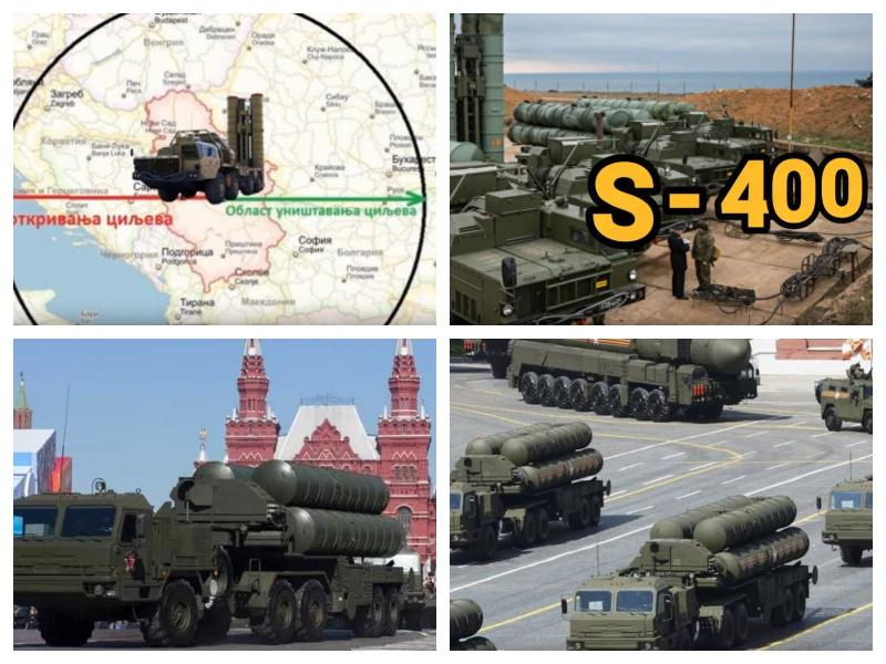 Je Rusija v Srbiji našla novega kupca za svoje »ubijalske rakete S-400«?