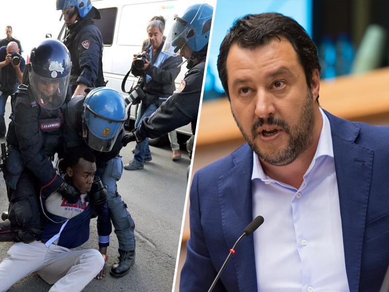 Migranti so »vredni več kot droga«: v Italijo naj bi jih prevažala tudi ruska mafija