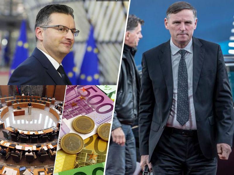 Ni zastonj kosila: usoda vlade v rokah Zmaga Jelinčiča, ki sploh ni bil povabljen na slastno »koalicijsko kosilo«