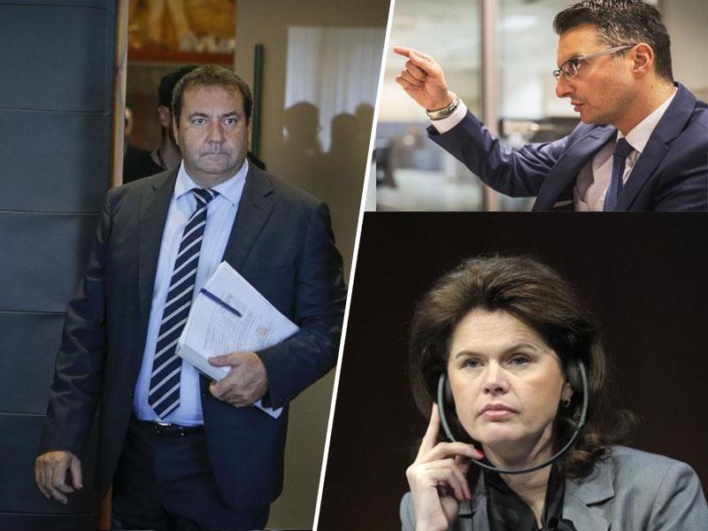 Država kakor plen: minister Bandelli je diskriminiral - ga bo Marjan Šarec še podpiral?