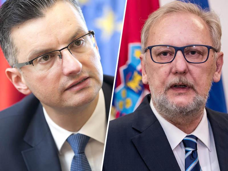 Hrvaški notranji minister odgovarja Šarcu: vstop v schengen in arbitraža nista povezani