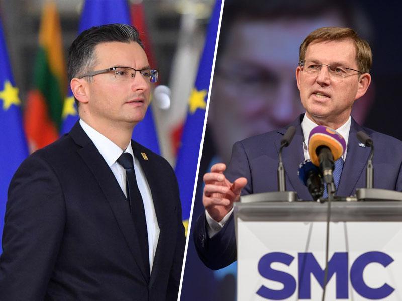Anketa: LMŠ-ju podpora znova zrasla, SMC podvojila podporo, Šabeder pa med politiki vse bolj priljubljen