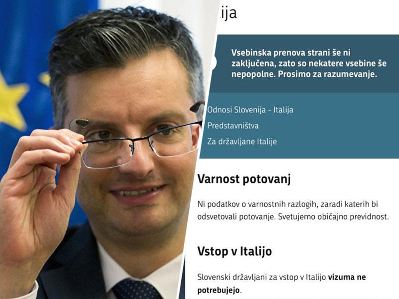 Koronavirus pred vrati Slovenije, ministrov nikjer, na MZZ-ju spijo in potnikom v Italijo svetujejo »običajno previdnost«?!