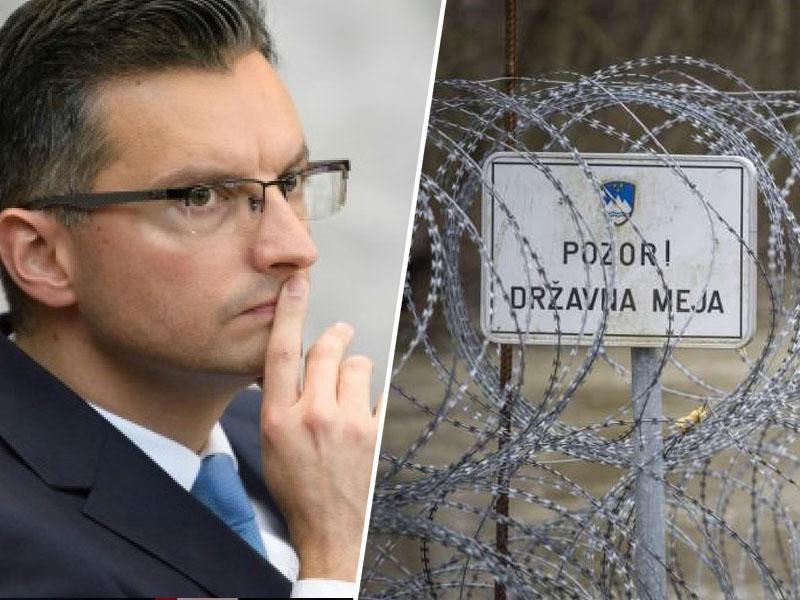 Salvini na vzhod, Šarec na jug: po Salvinijevi inšpekciji meje s Slovenijo odhaja Šarec na mejo s Hrvaško