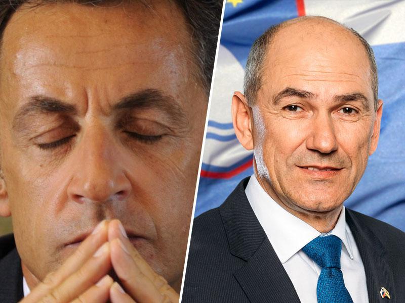 »V Franciji je koruptiven politik obsojen, v Sloveniji pa za nagrado za svoje 'sposobnosti' postane predsednik vlade!«