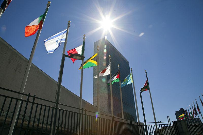 V VS ZN spopad med ZDA in Rusijo glede kemičnega orožja v Siriji