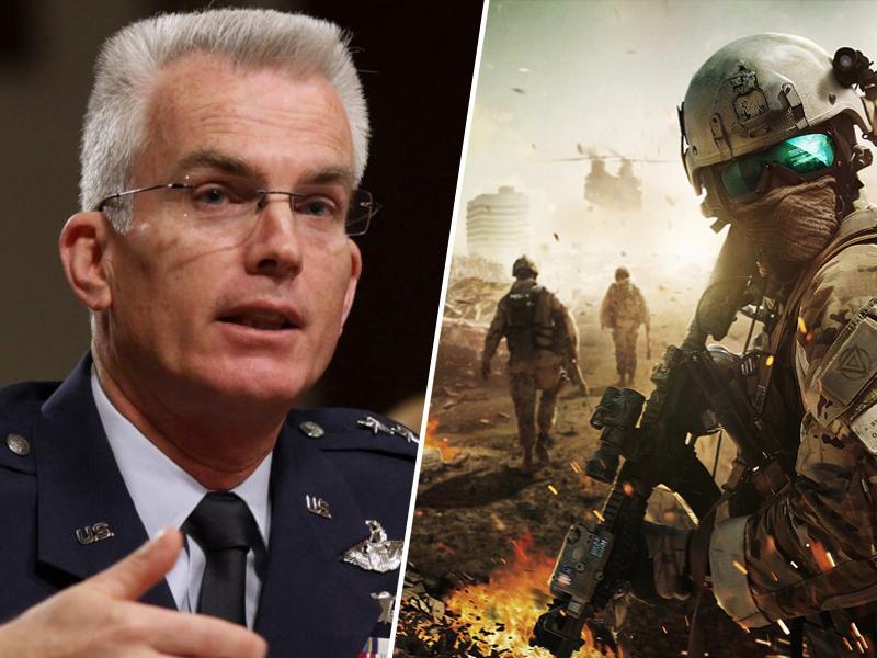 Drugi najvišji ameriški general med zavračanjem ideje o agresiji na Venezuelo besno tolkel po mizi