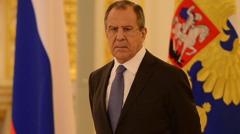 Lavrov kritiziral OPCW zaradi preiskave kemičnega napada v Siriji