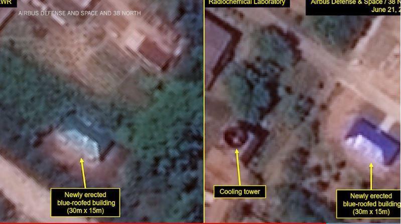 Severna Koreja pospešeno izboljšuje svoje jedrske naprave