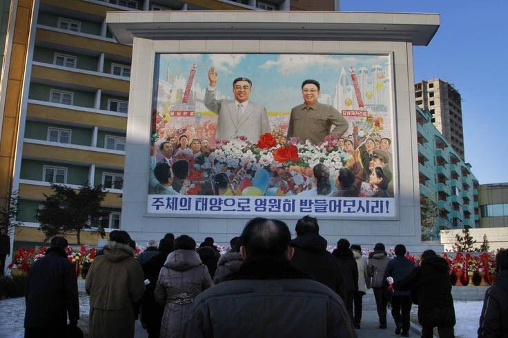 Severna Koreja preseneča: državna televizija predvajala novice, ampak na povsem drugačen način …