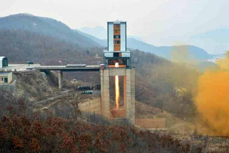 Strokovnjaki: Severna Koreja začela razgradnjo raketnega izstrelišča