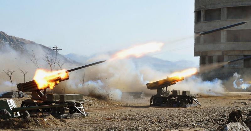 """V primeru napada na Severno Korejo sledi """"avtomatski povračilni odgovor"""""""