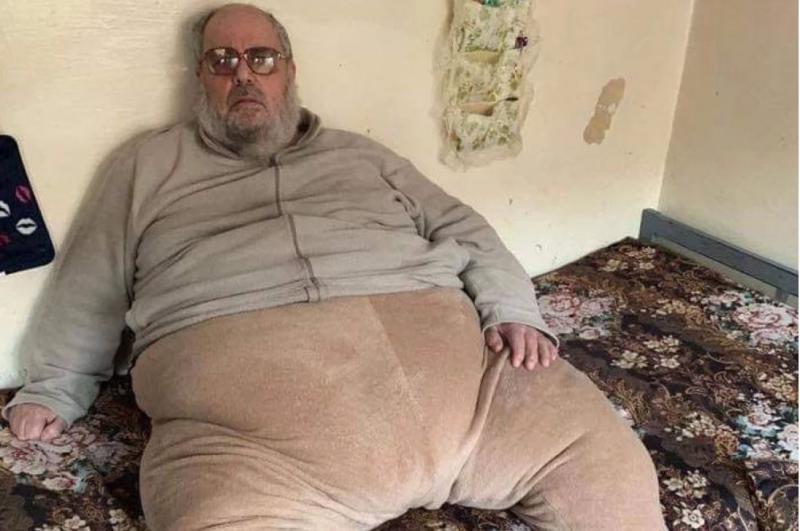 Specialci po aretaciji 255 kilogramov težkega voditelja ISIS-a potrebovali tovornjak, da ga odpeljejo