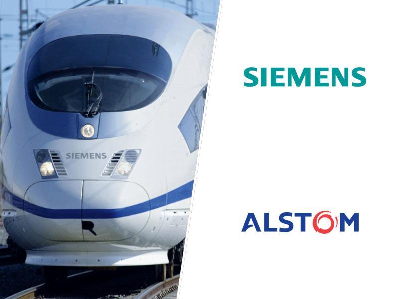 EU naj bi preprečila združitev železniških delov Siemensa in Alstoma