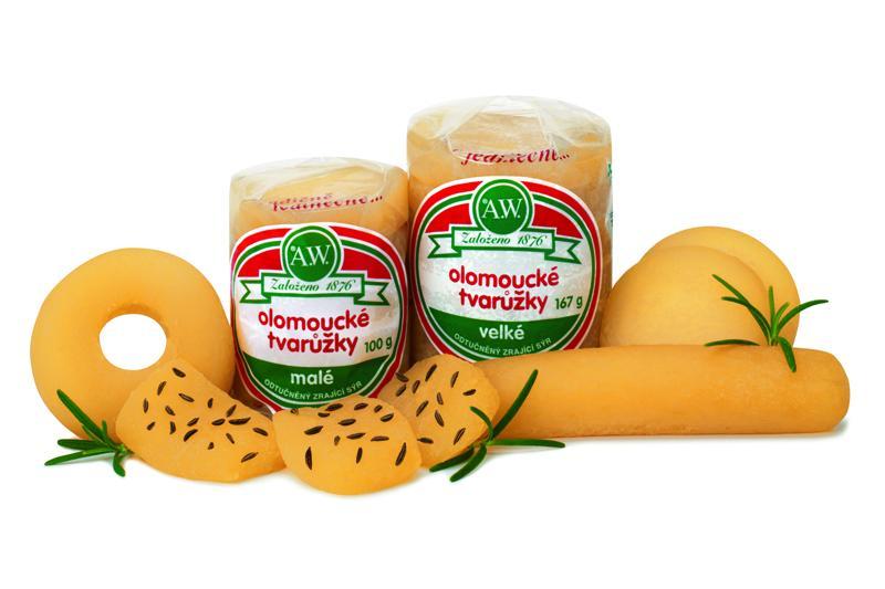 Na Češkem poletni hit sladoled iz smrdljivega sira