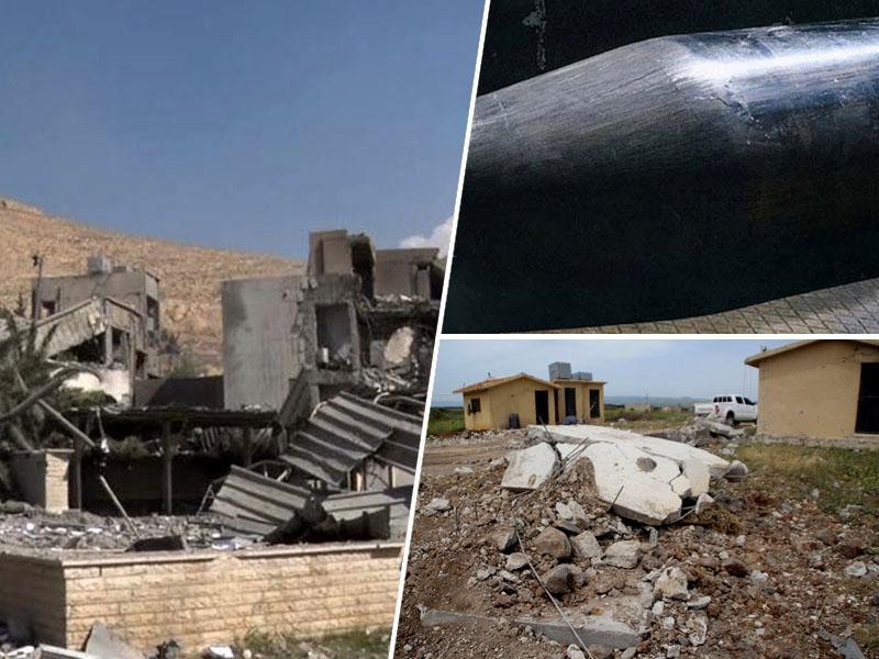 Sirija: izraelski izstrelki zadeli skladišče na letališču v Damasku