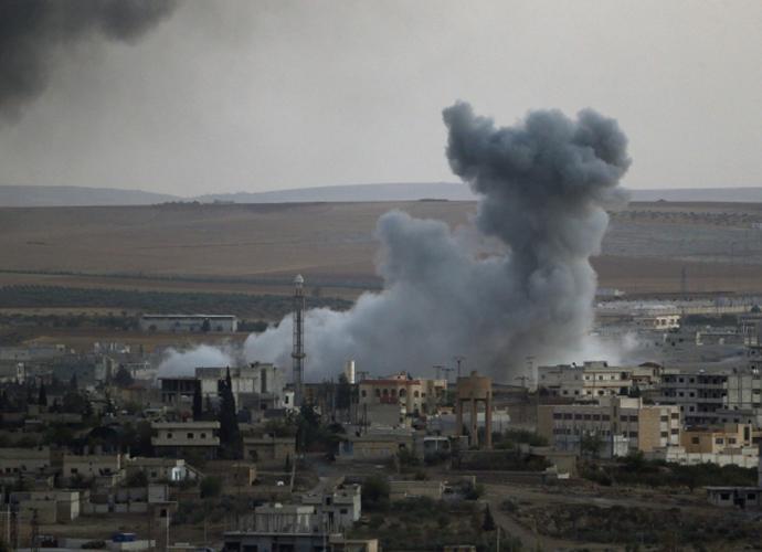 ZDA s sankcijami proti Siriji zaradi domnevnega napada s kemičnim orožjem
