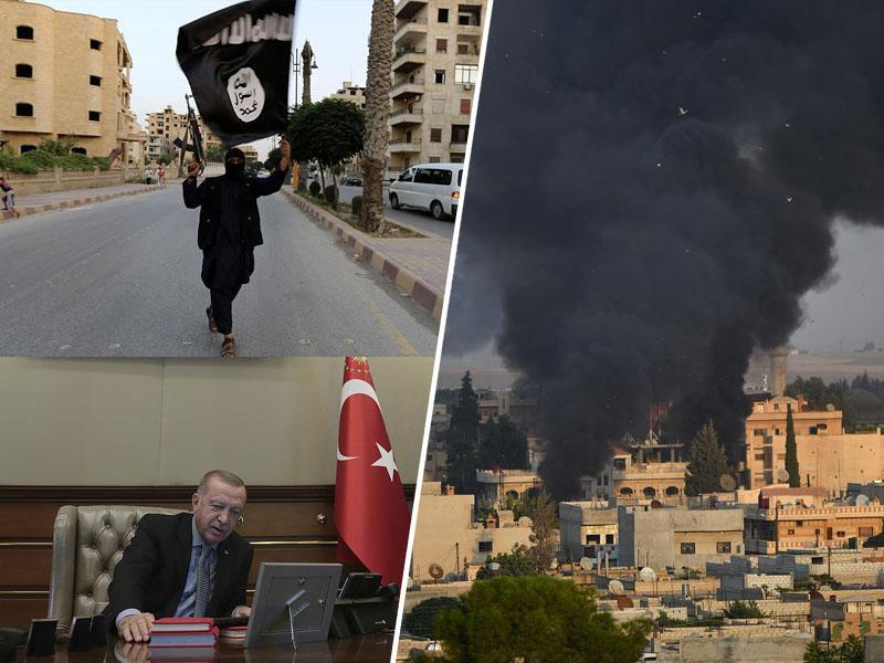 Donald Trump: »Teroristi Islamske države bodo pač zbežali proti Evropi, tja, domov, si želijo oditi«