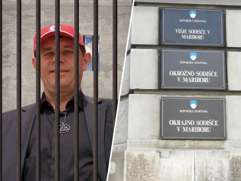 Andrej Šiško iz zapora ovadil šest sodnikov, v priporu je tudi zaradi