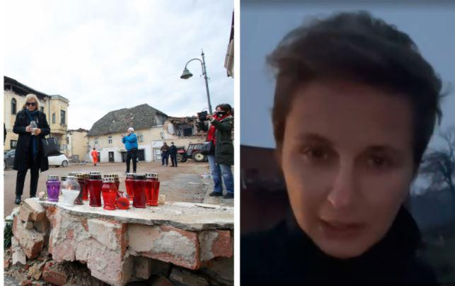 Na Hrvaškem kroži škandalozen video posnetek: žrtve najprej vprašajo o nacionalnosti, nato pa delijo pomoč!?