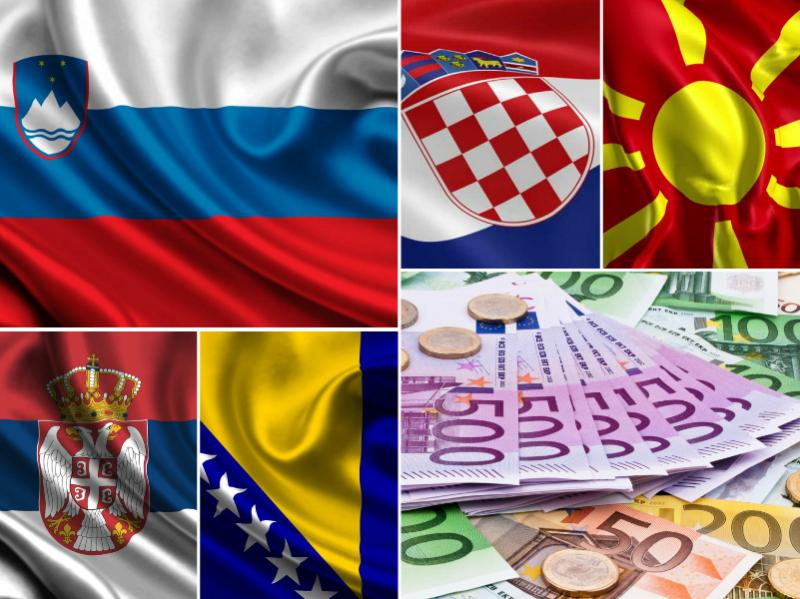 Slovenija najbolj zadolžena država nekdanje Jugoslavije