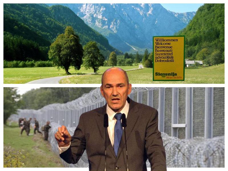 Ustavno sodišče odprlo vrata iz Slovenistana, Hojs dokazal, da državo vodi banda, ki namerno tepta ustavo