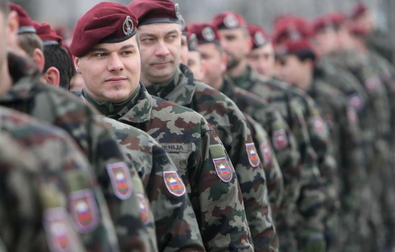 Ob dnevu Slovenske vojske pozivi k prenovi sistema nacionalne varnosti