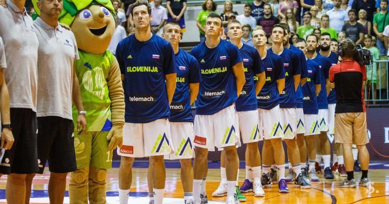 Košarka: Črna gora premagala Slovenijo