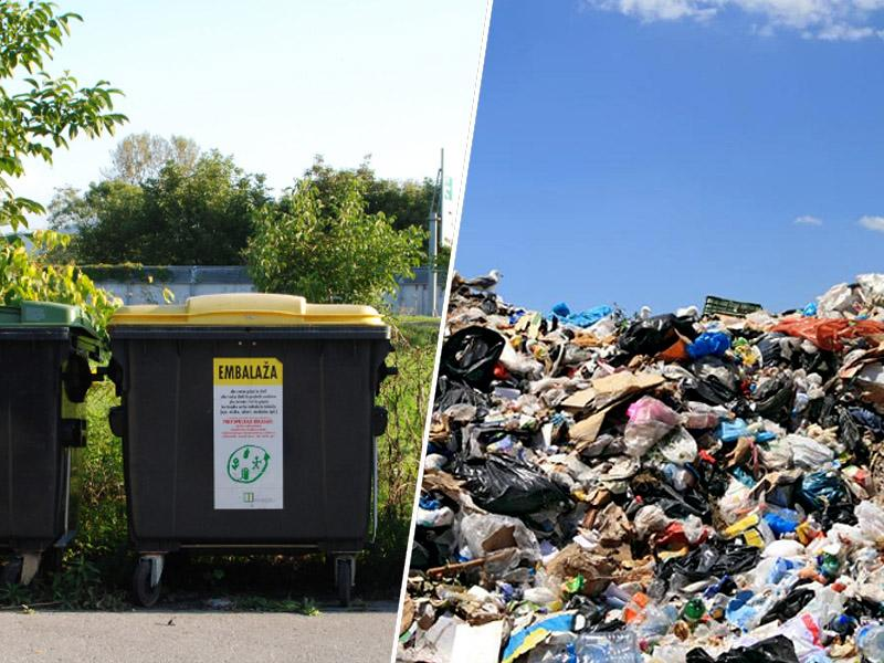 Evropski teden zmanjševanja odpadkov v ospredje postavlja nevarne odpadke