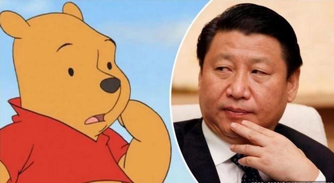 Zakaj Kitajsko tako hudičevo motijo medvedek Pu, lego kocke in navaden kuhinjski stol?
