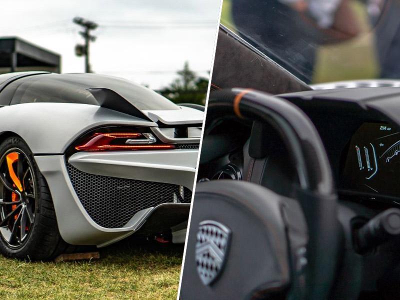 SSC Tuatara: Ameriških 1.750 KM izziva Bugatti in Koenigsegg-a