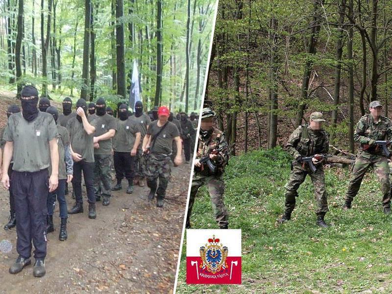 Štajerska varda in Kranjska vahta razkrivata slabosti obrambno-varnostnega sistema