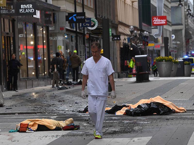 Na Švedskem pričeli sojenje proti podpornikom Islamske države
