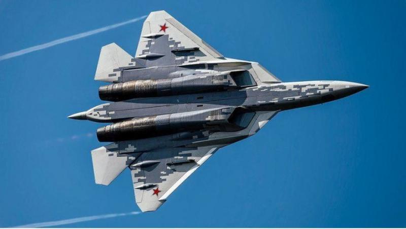 NATO poimenoval ruskega lovca Su-57 s svojo oznako: Zločinec!