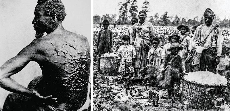 »Ali vi sploh veste, kakšna je bila cena sužnja takrat?«