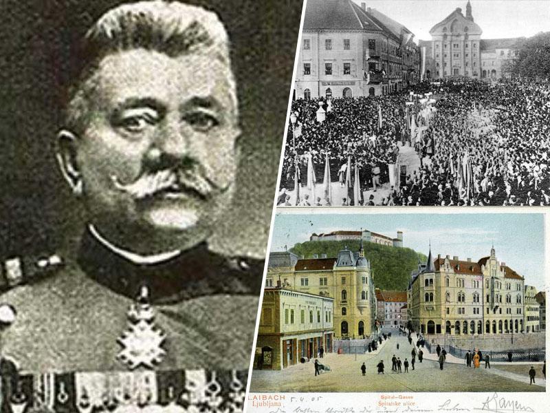 Štirinajsti november, dan, ko je podpolkovnik Švabić s 26. srbskim pešpolkom ubranil Ljubljano
